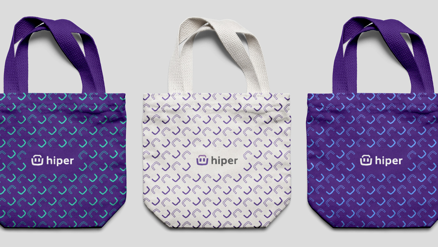 Mock-up Ecobags Hiper